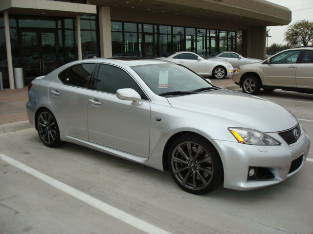 Vaness Garge 2008 Lexus IS F 12798275