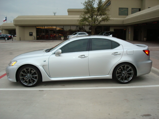 Vaness Garge 2008 Lexus IS F 12798277
