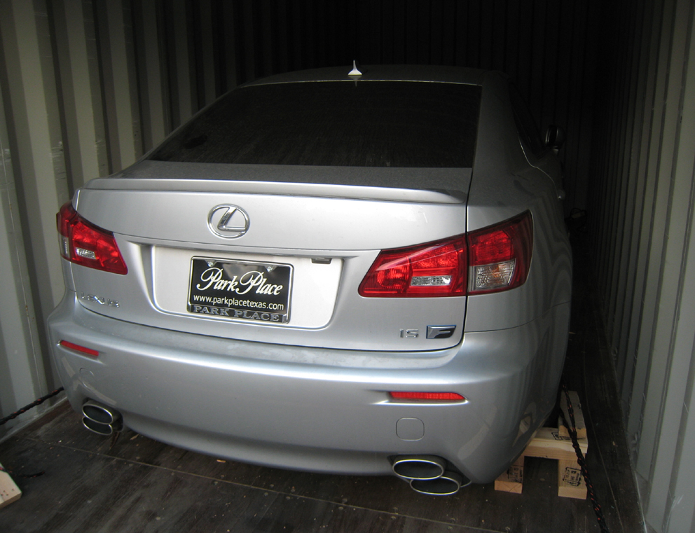 Vaness Garge 2008 Lexus IS F 12798299
