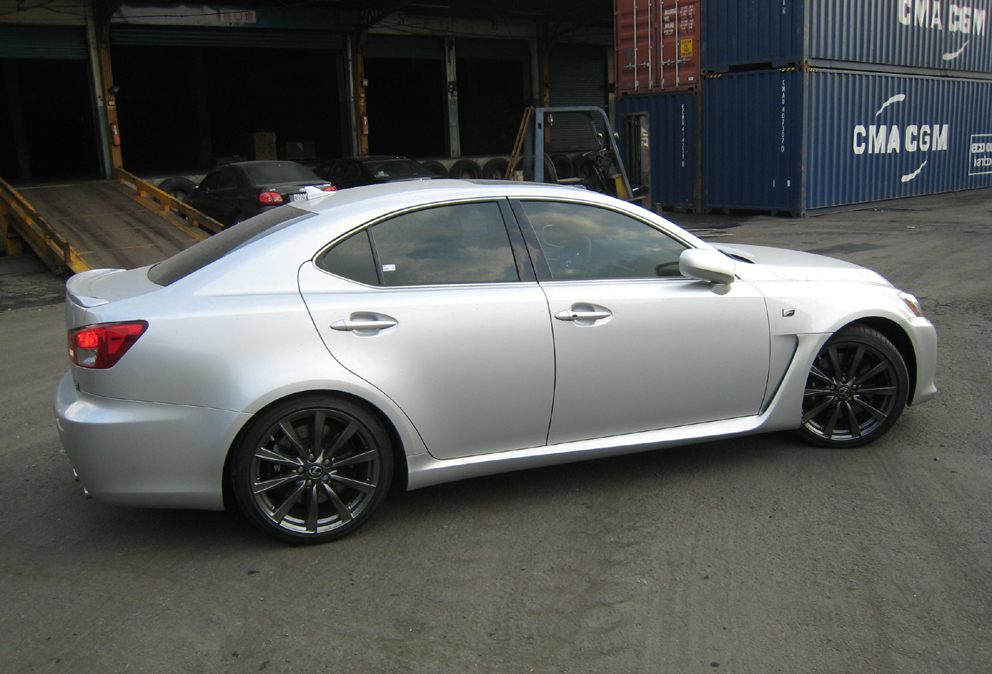 Vaness Garge 2008 Lexus IS F 12798309