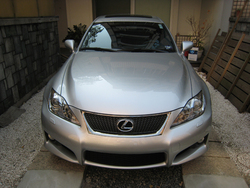 Vaness Garge 2008 Lexus IS F