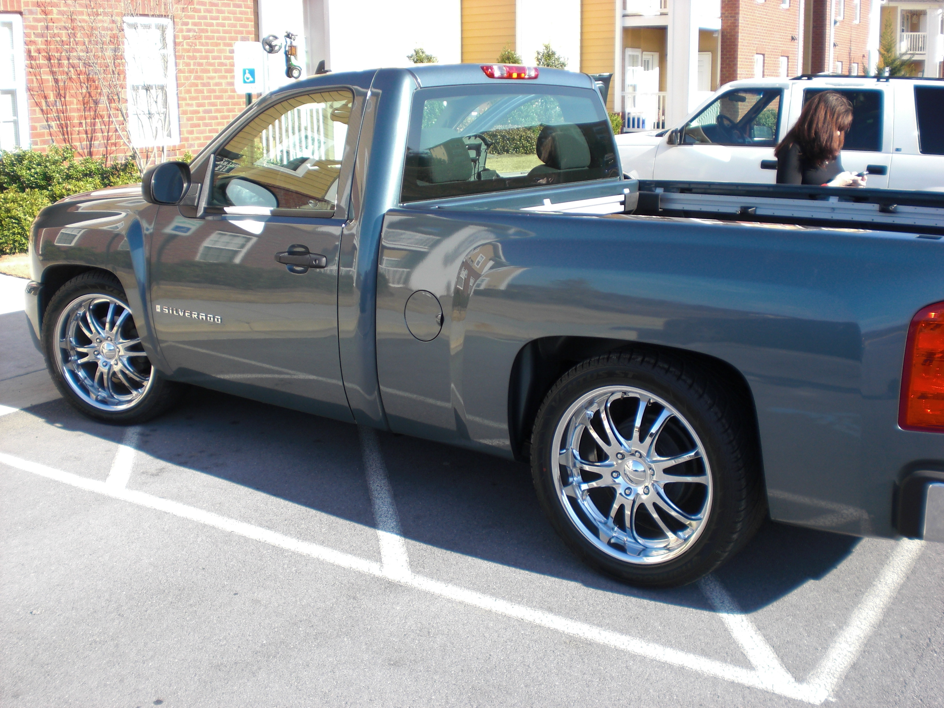 justcolin311 2008 Chevrolet Silverado 1500 Regular Cab Specs, Photos, Modification Info at CarDomain