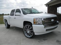 Trae10s 2008 Chevrolet Silverado 1500 Regular Cab