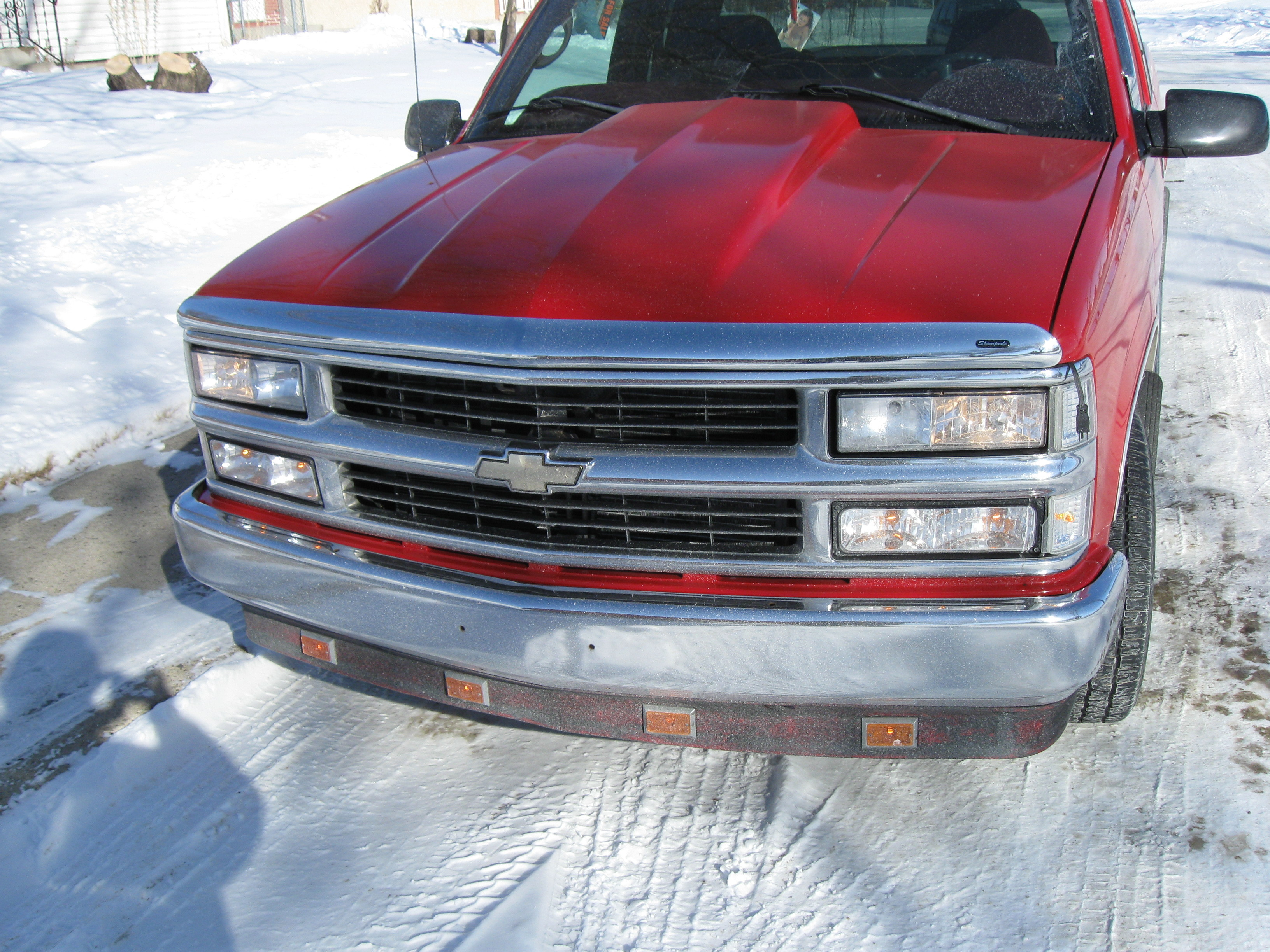 Another travismcd 1998 Chevrolet Cheyenne post... - 12808125
