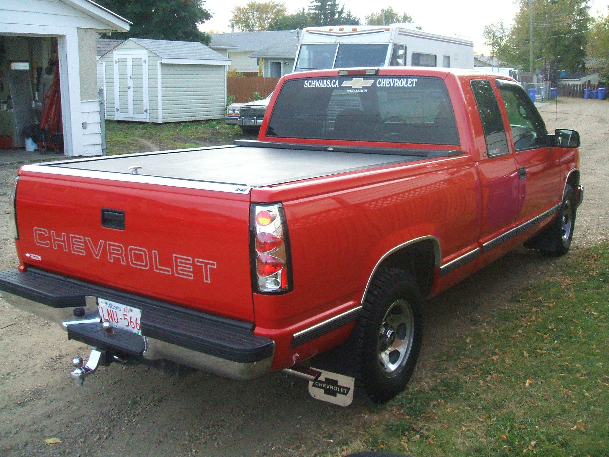 Another travismcd 1998 Chevrolet Cheyenne post... - 12808132