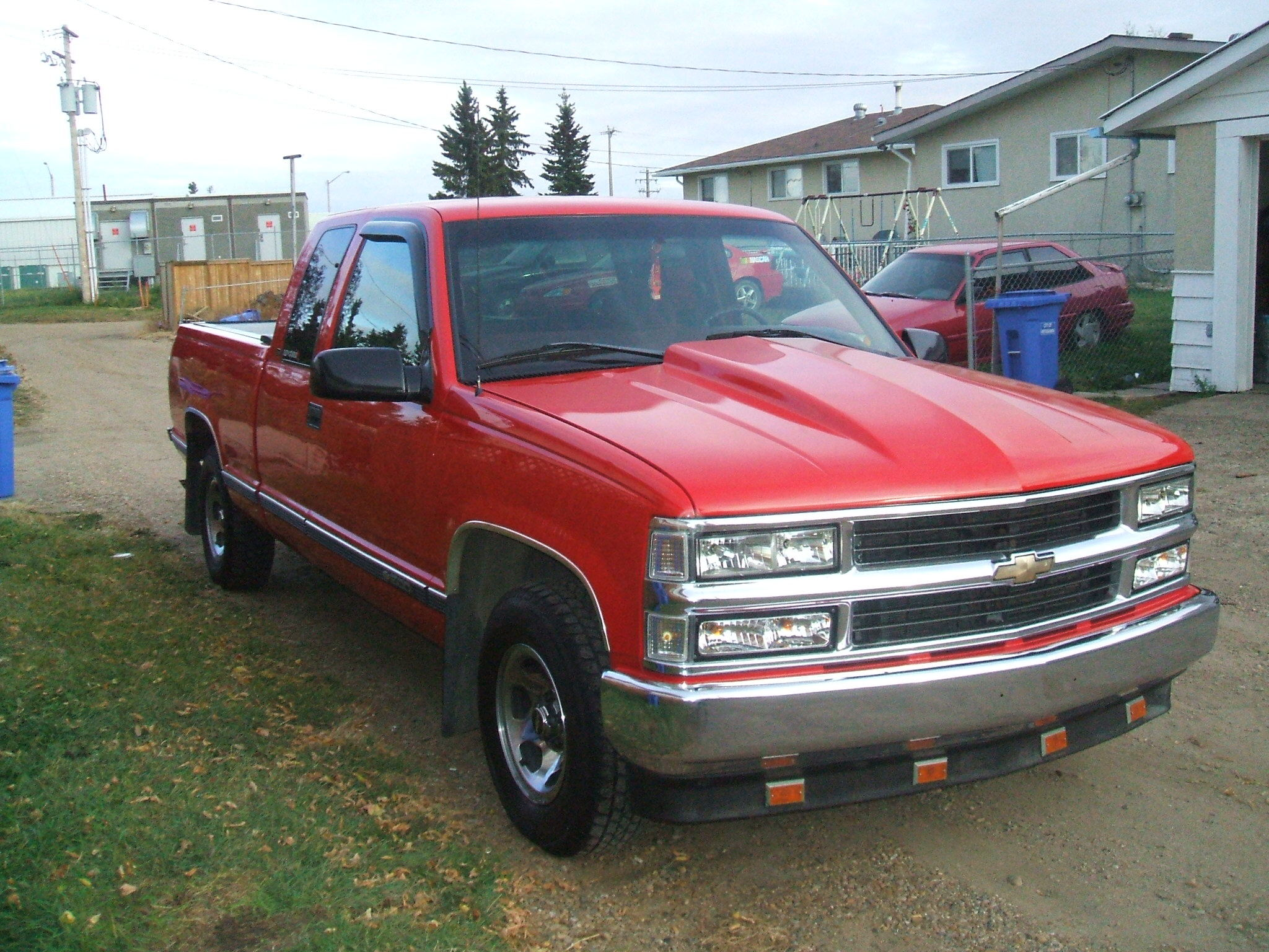 Another travismcd 1998 Chevrolet Cheyenne post... - 12808134