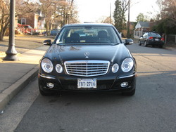 chris_wizs 2007 Mercedes-Benz E-Class