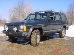 Itsajeepthing301s 1994 Jeep Cherokee