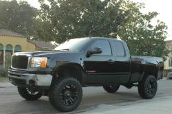 TerryCrewss 2008 GMC Sierra 1500 Extended Cab