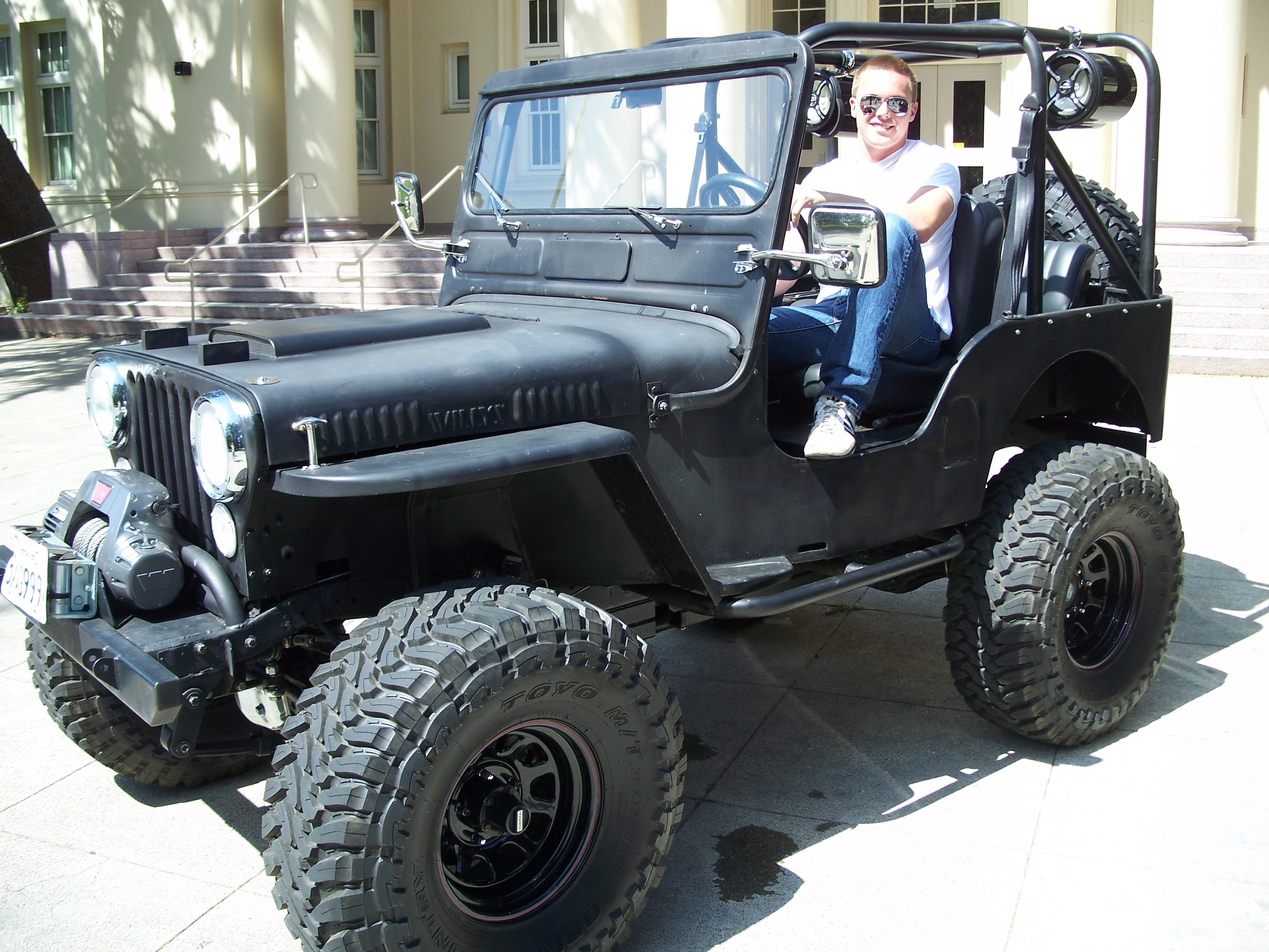 TerryCrews's 1947 Jeep CJ2A