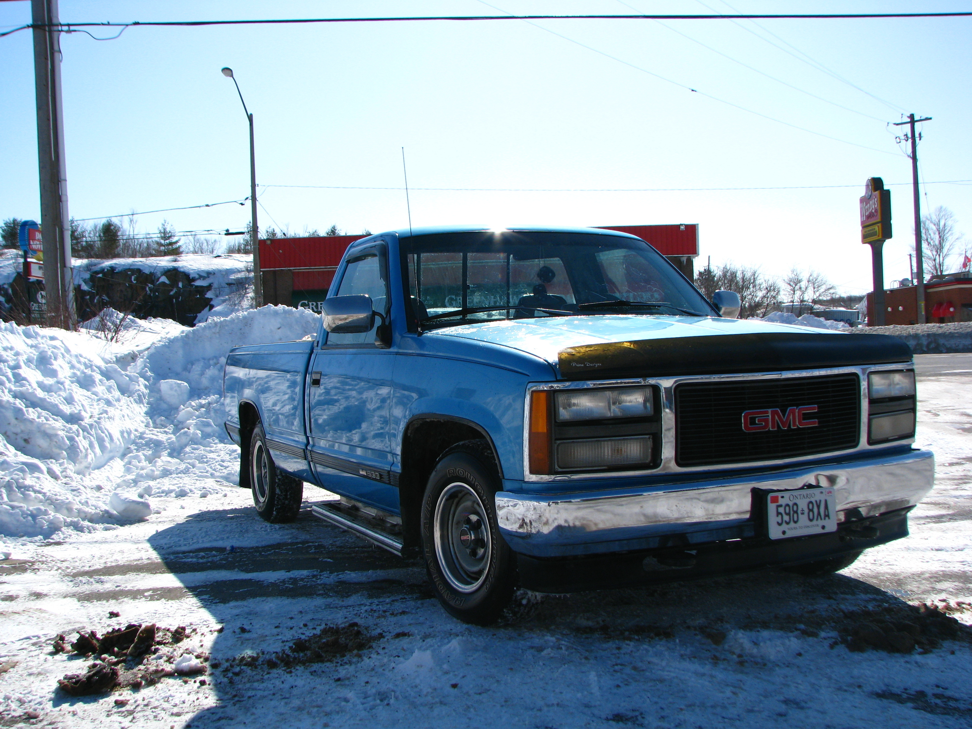 lordlucifer 1993 GMC Sierra 1500 Regular Cab 12827825