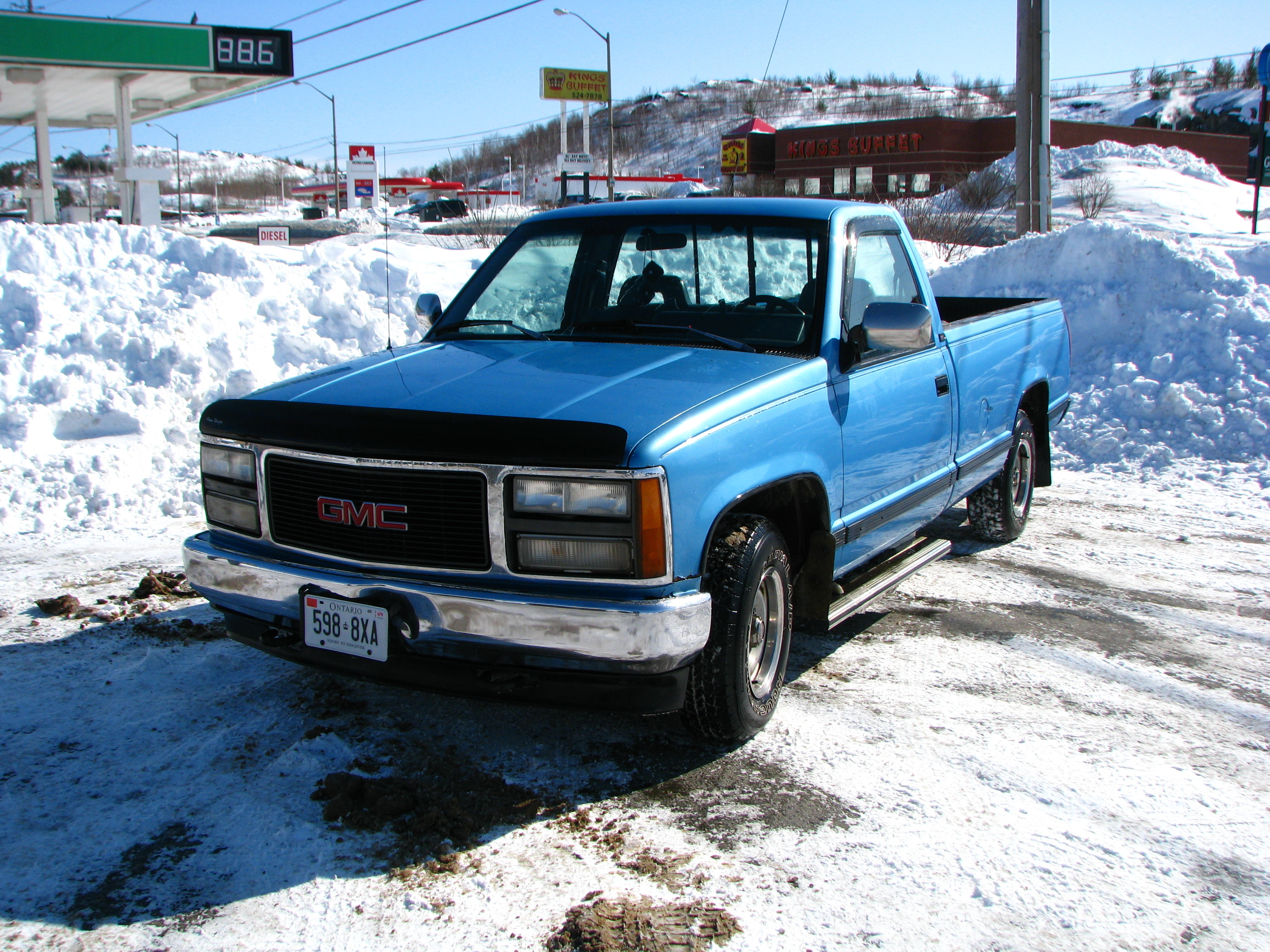 lordlucifer 1993 GMC Sierra 1500 Regular Cab 12827826