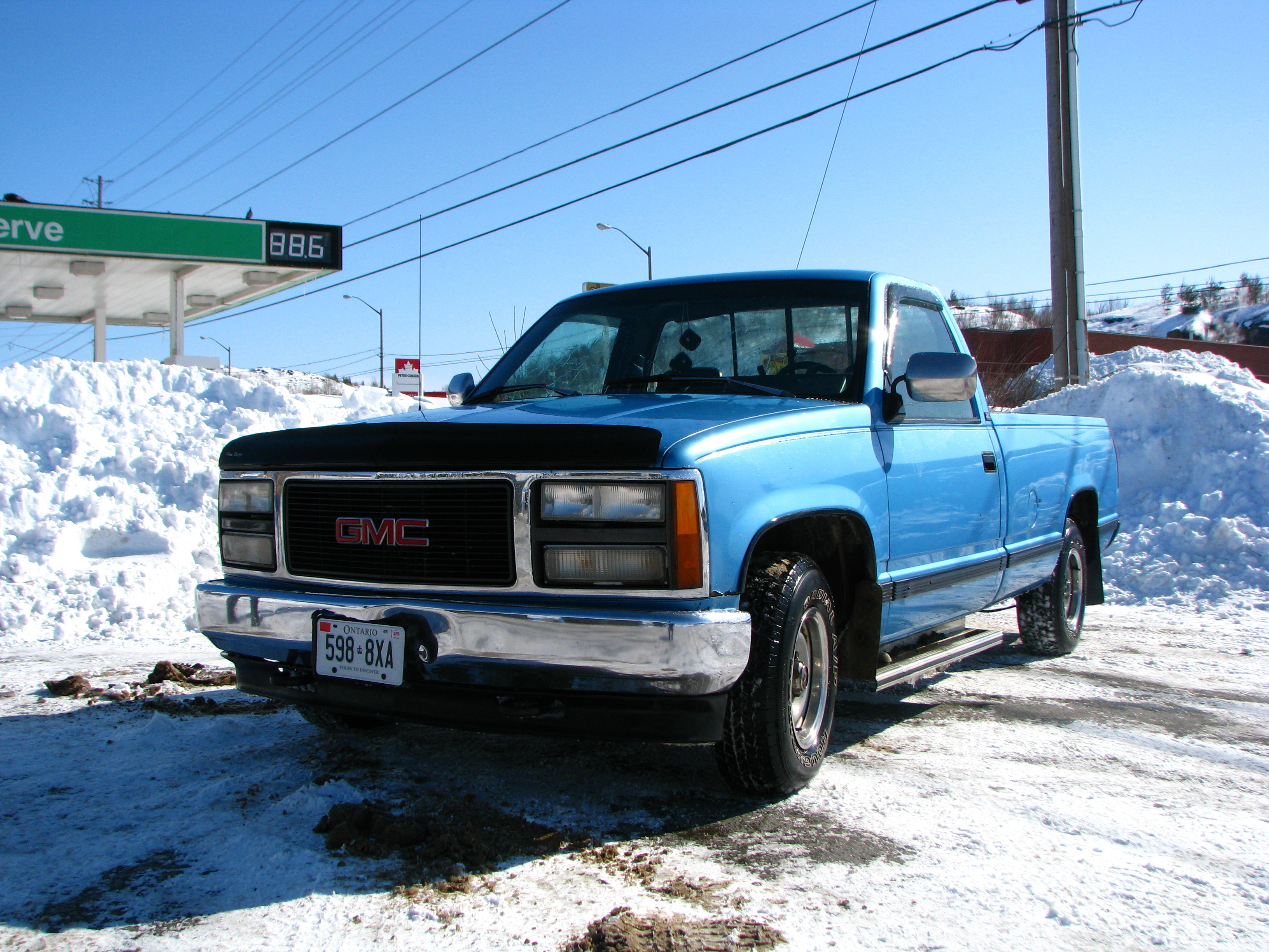 lordlucifer 1993 GMC Sierra 1500 Regular Cab 12827827