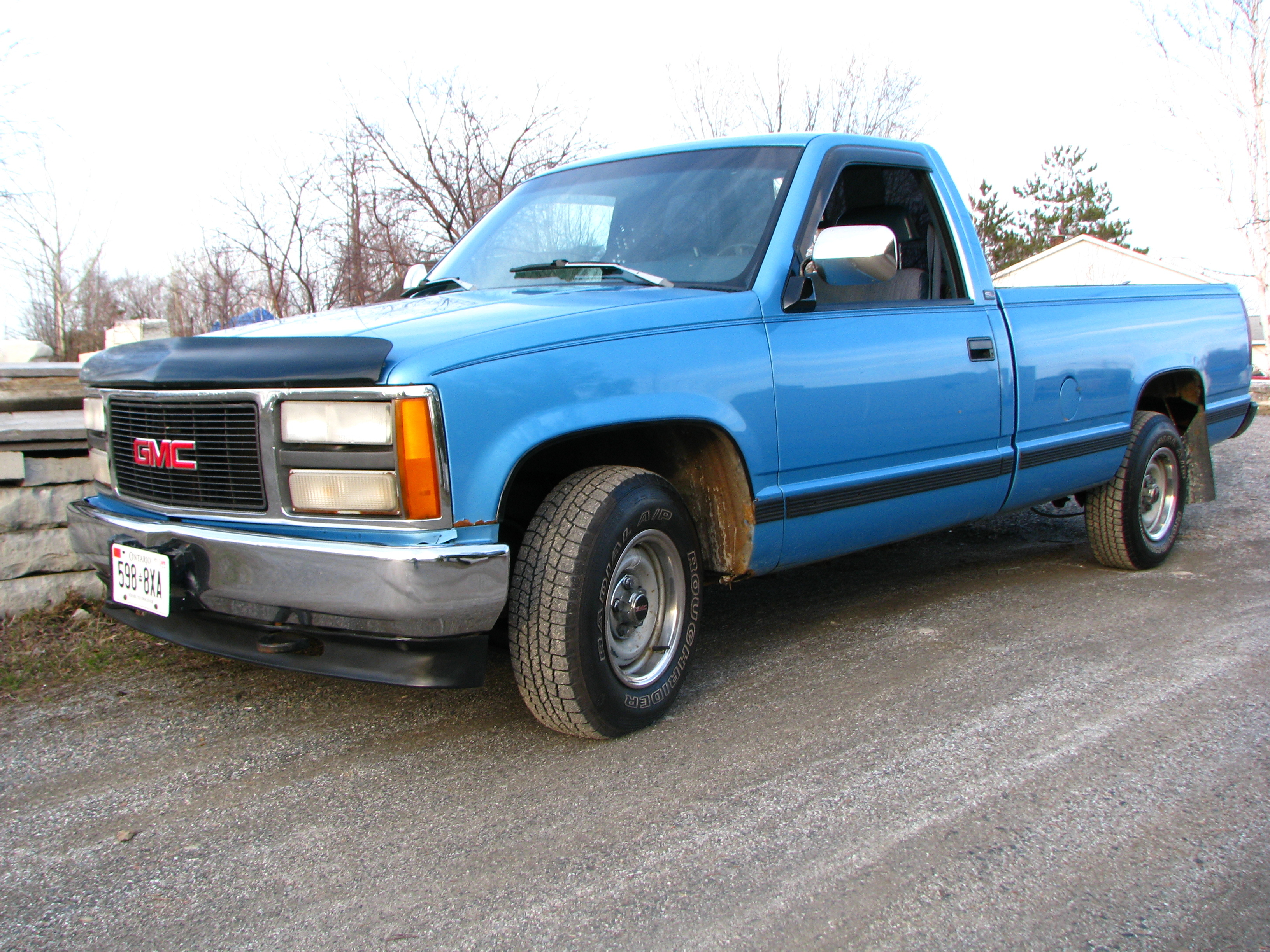 lordlucifer's 1993 GMC Sierra 1500 Regular Cab