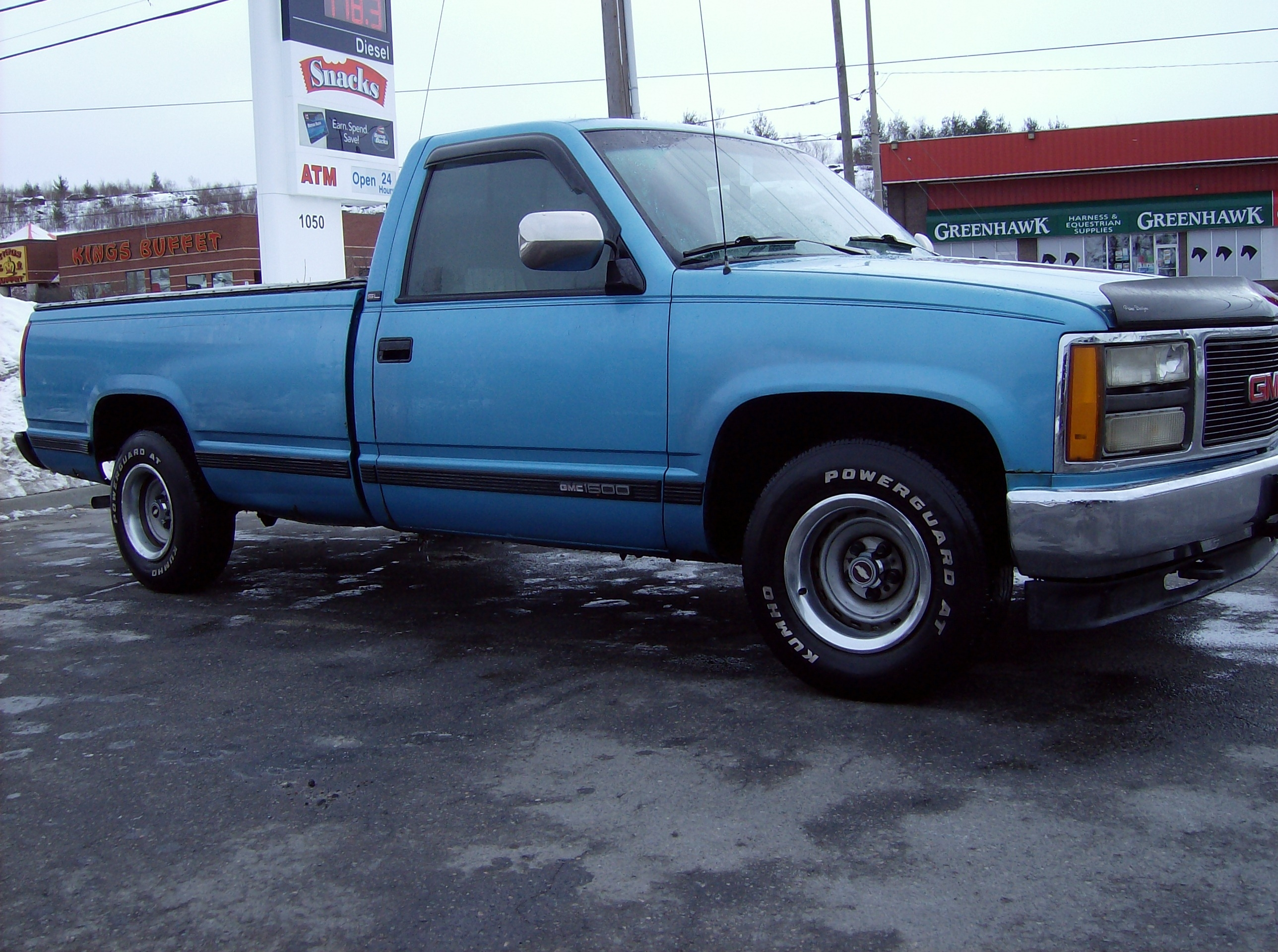 lordlucifer 1993 GMC Sierra 1500 Regular Cab 12827857