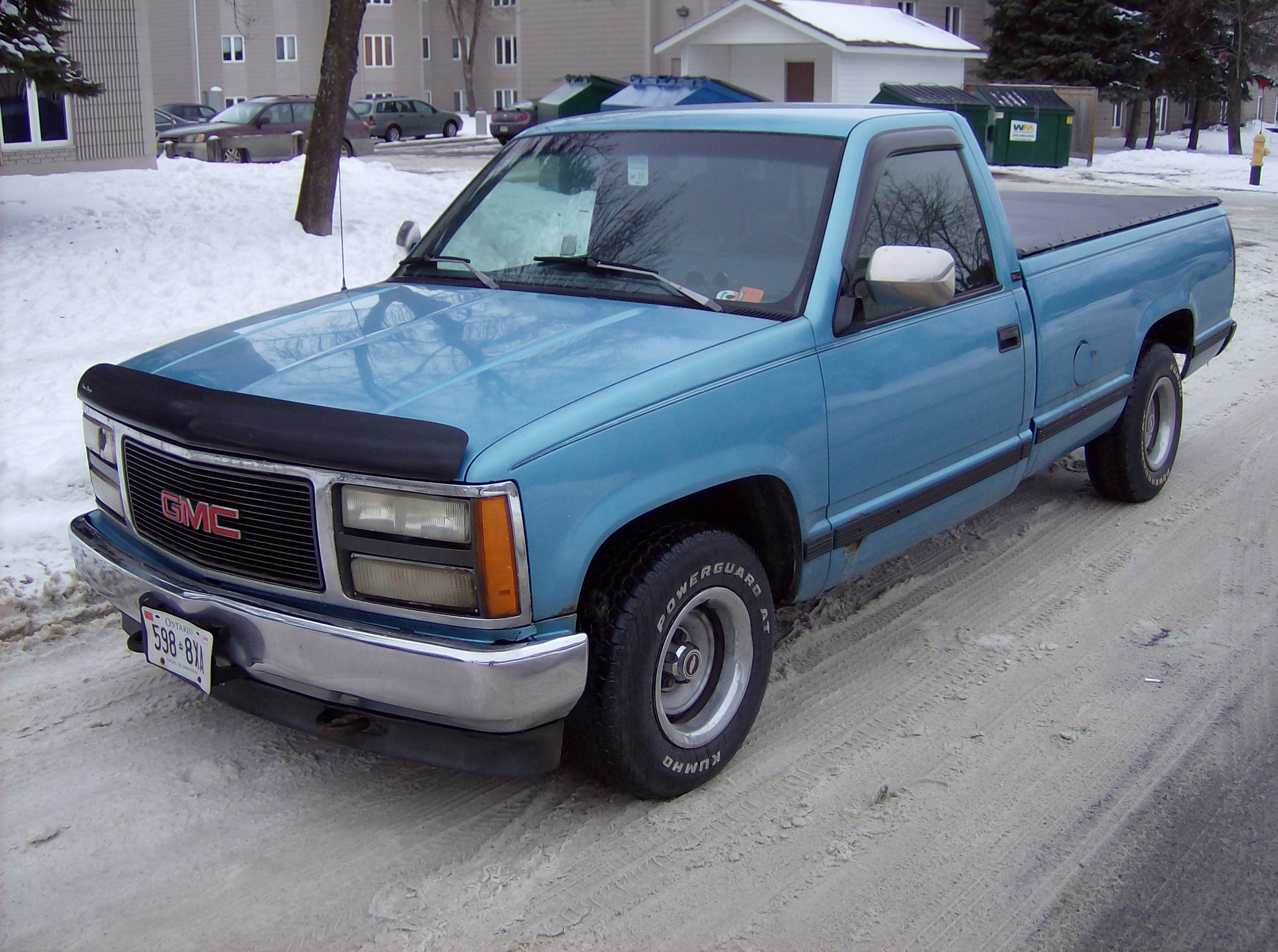 lordlucifer 1993 GMC Sierra 1500 Regular Cab 12827859