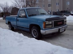 lordlucifers 1993 GMC Sierra 1500 Regular Cab