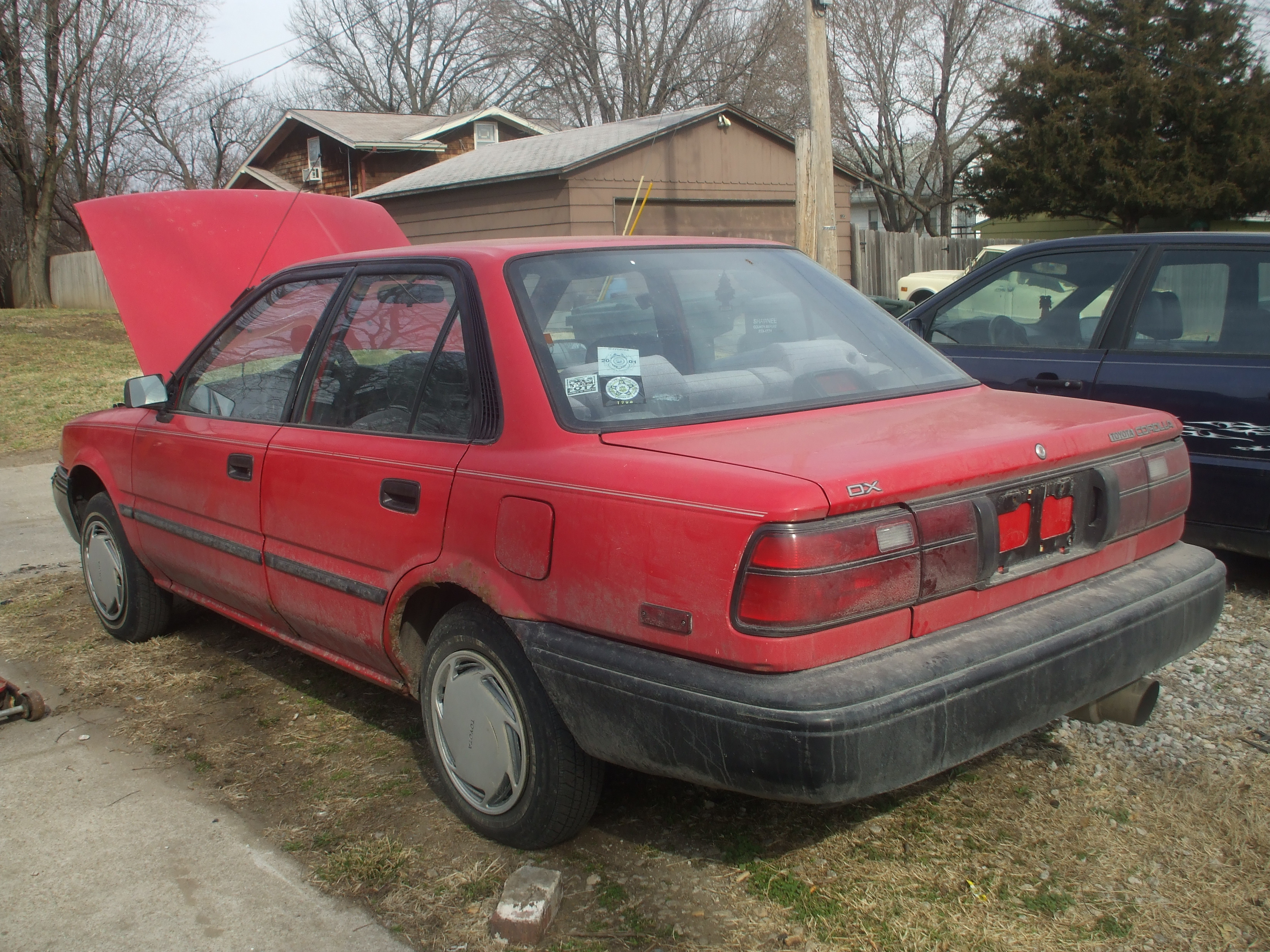 JDM4ever 1992 Toyota Corolla Specs, Photos, Modification Info at