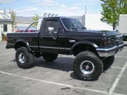 Stewbomb7 1989 Ford F150 Regular Cab