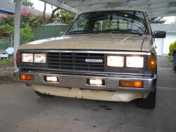 Nissan_Dude85 1985 Nissan 720 Pick-Up