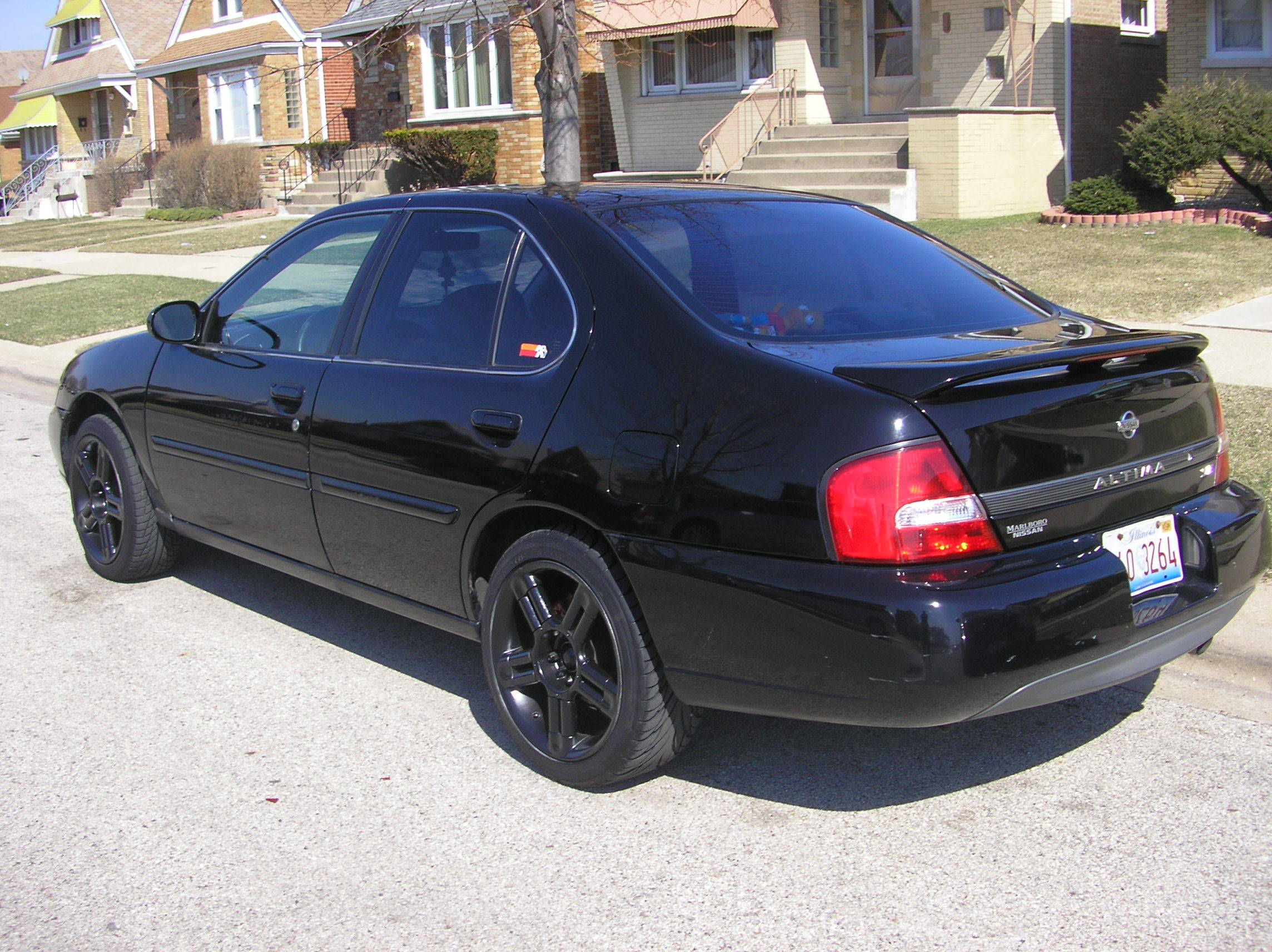 Majik Z Tune 2000 Nissan Altima Specs Photos Modification Info At Cardomain