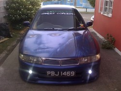 Jason_trinis 1998 Mitsubishi Lancer