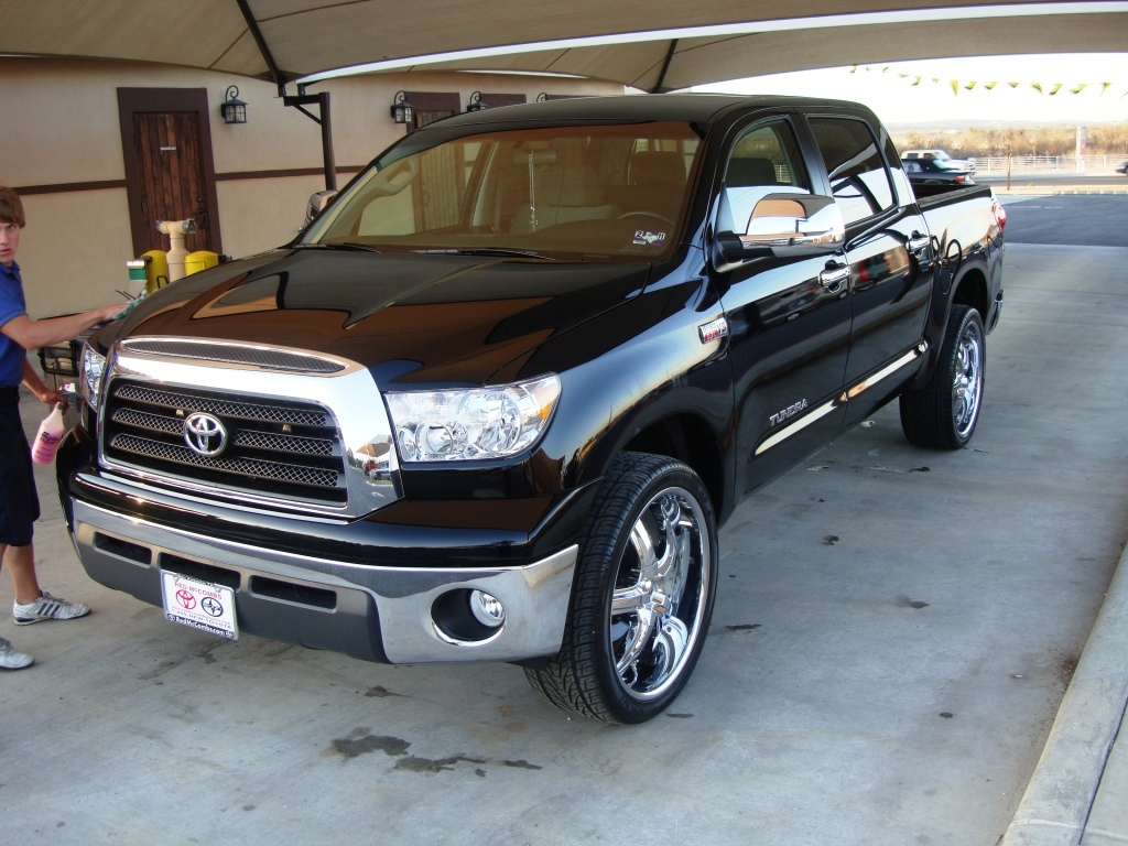 javym80 39 s 2009 toyota tundra access cab in san antonio tx. Black Bedroom Furniture Sets. Home Design Ideas
