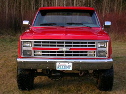 JDeegs 1985 Chevrolet 1500 Extended Cab
