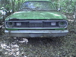 86-5speeds 1971 Plymouth Duster