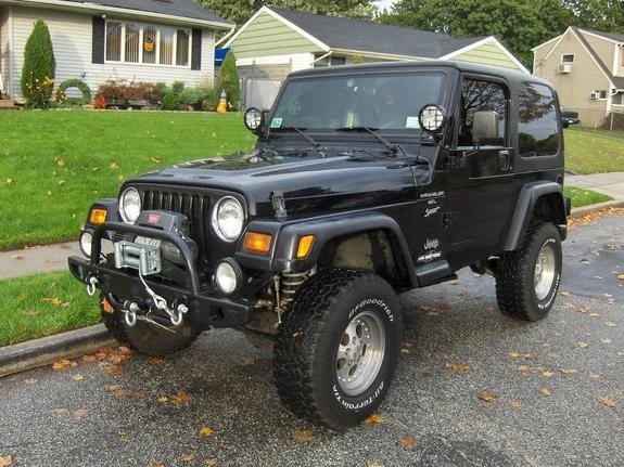 Another dwdrums801 1999 Jeep Wrangler post... - 9686539