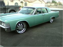 vegas65s 1965 Lincoln Continental