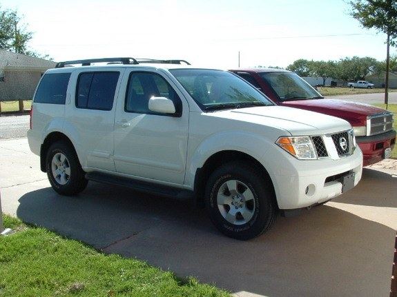 Another SmokinGMC 2005 Nissan Pathfinder post... - 9128273
