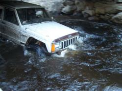 tin-can-xj 1989 Jeep Cherokee