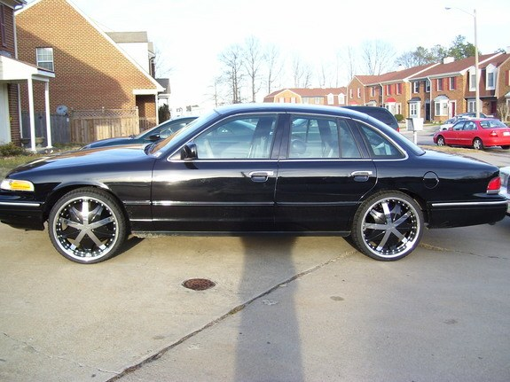 deeplyrooted 1997 Ford Crown Victoria Specs Photos Modification