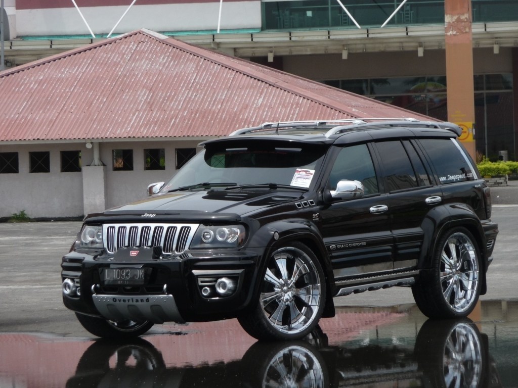 breakerz jeep 39 s 2000 jeep grand cherokee in surabaya. Black Bedroom Furniture Sets. Home Design Ideas