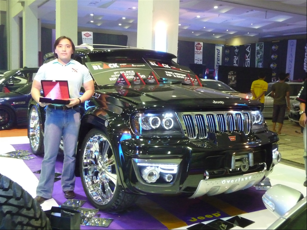 Setiadi's Jeep Grand Cherokee