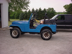 pinaplebobs 1978 Jeep CJ5