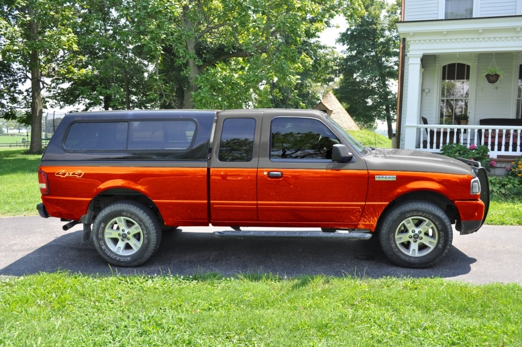 SteelDirigible's 2006 Ford Ranger Regular Cab