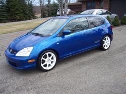 blueEPsis 2003 Honda Civic