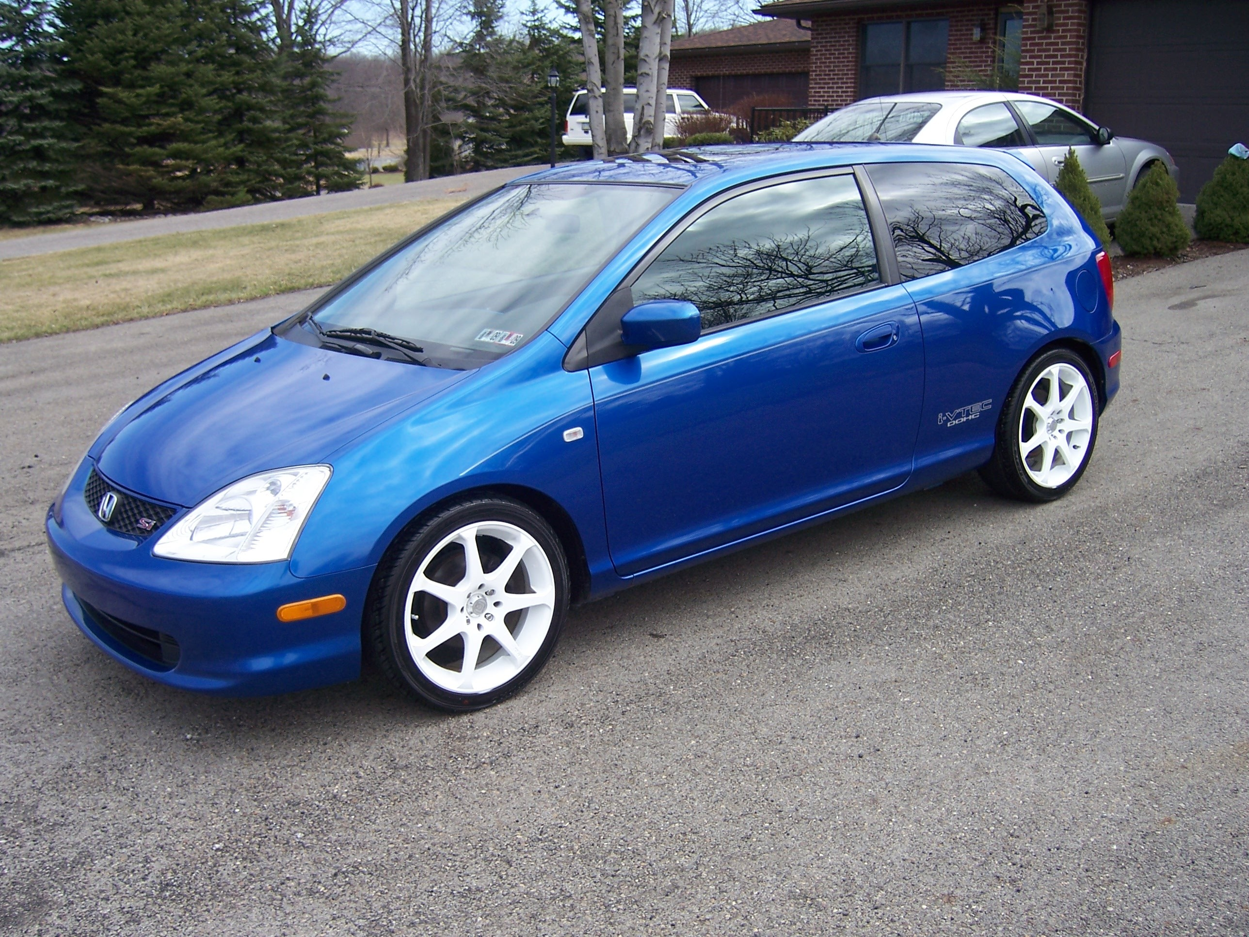 blueEPsi 2003 Honda Civic Specs, Photos, Modification Info ...