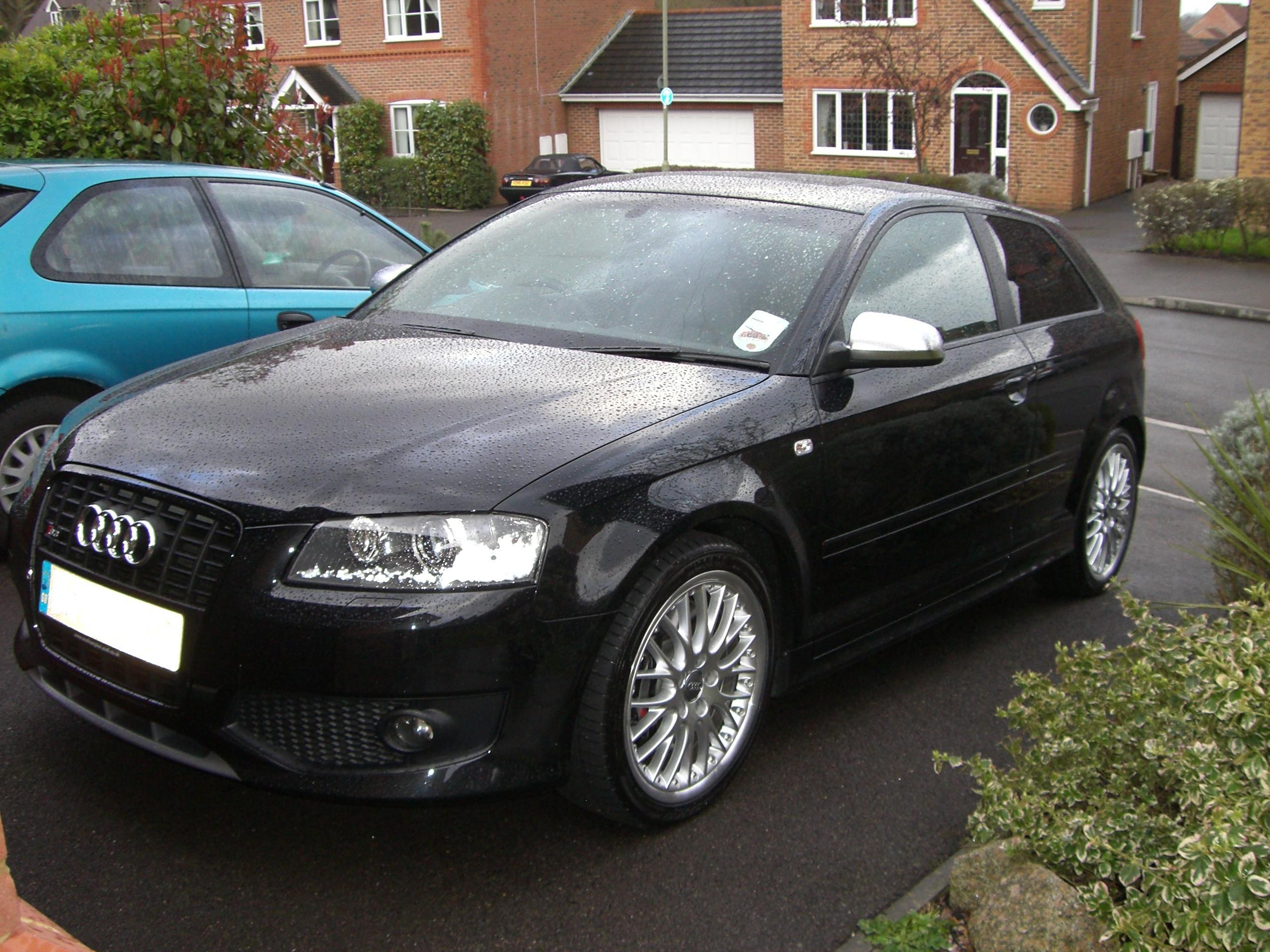 mcchaffy 2007 audi s3 specs photos modification info at cardomain. Black Bedroom Furniture Sets. Home Design Ideas