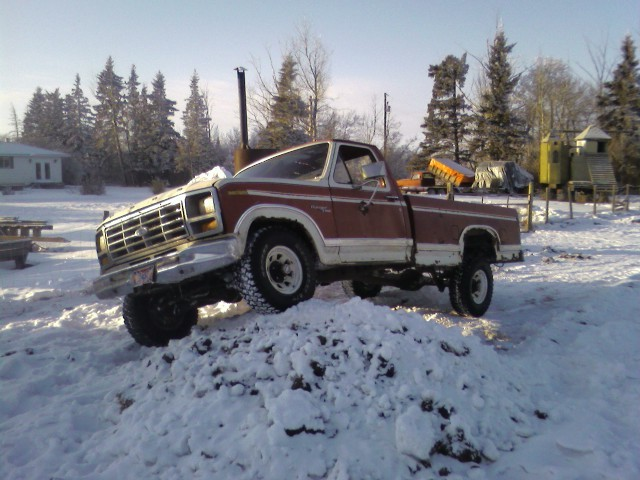 Another gerty 1980 Ford F150 Regular Cab post... - 12810007