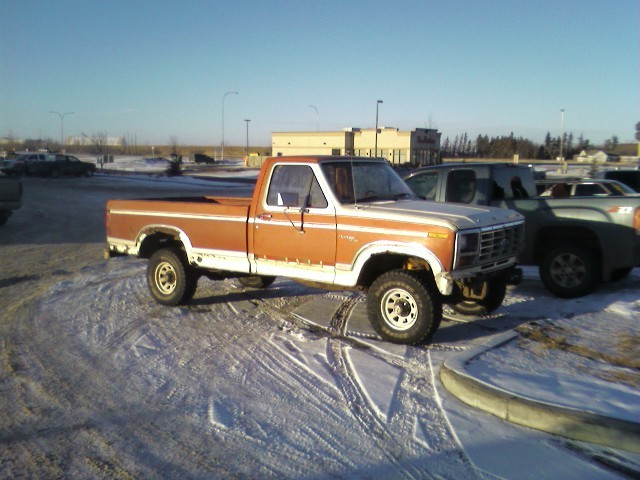 Another gerty 1980 Ford F150 Regular Cab post... - 12810008