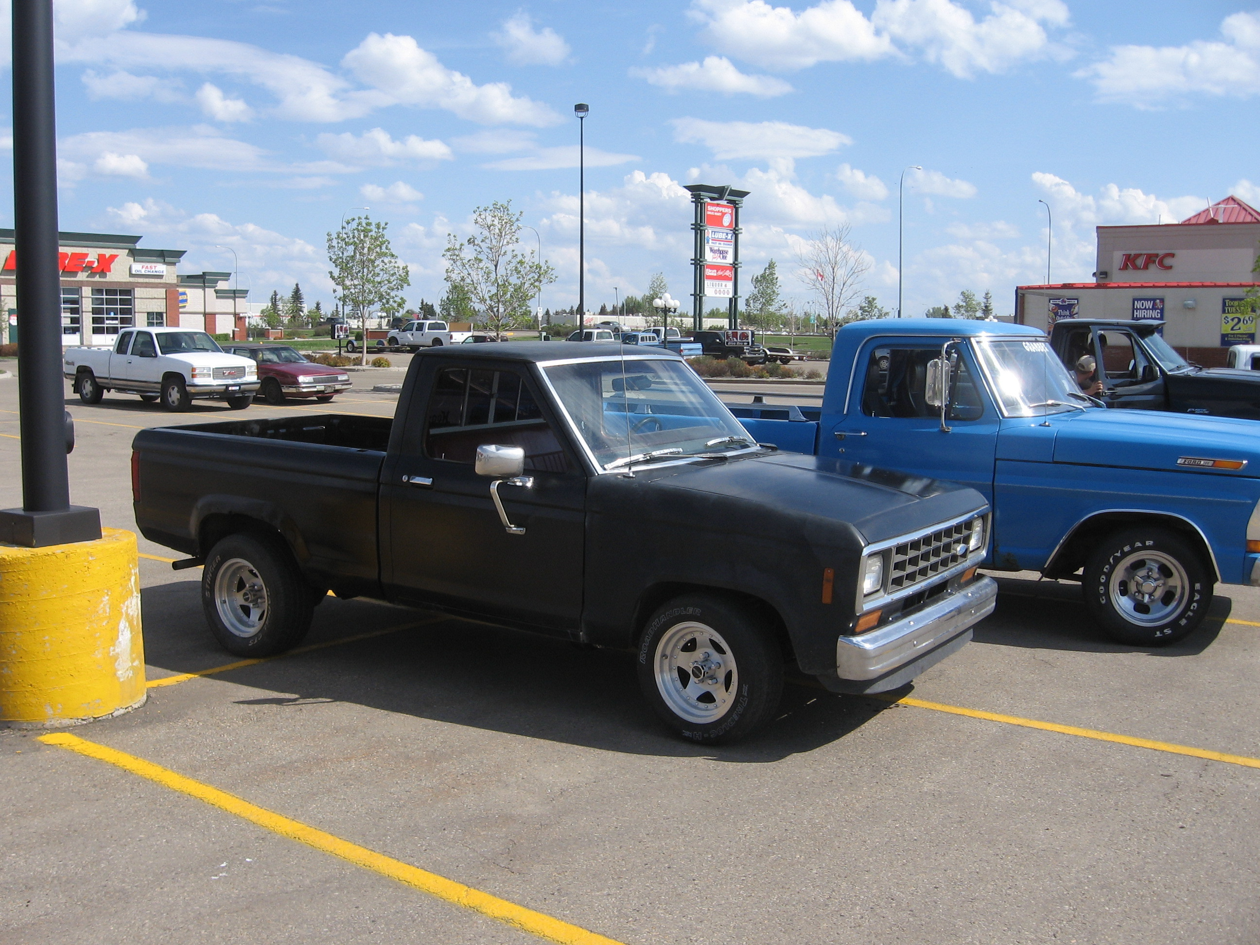 Another gerty 1987 Ford Ranger Regular Cab post... - 12811978