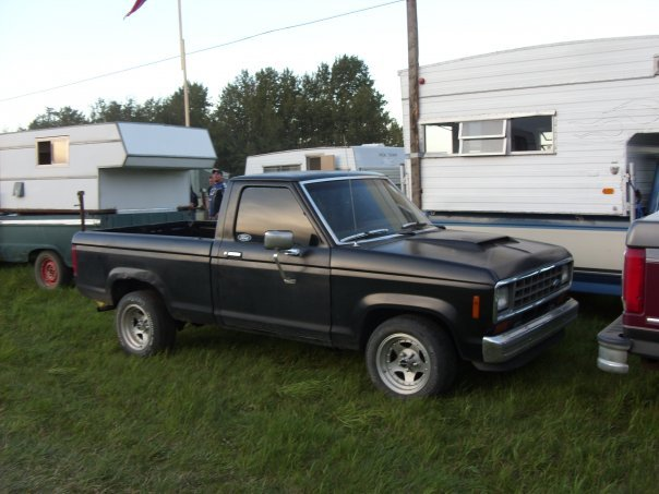 Another gerty 1987 Ford Ranger Regular Cab post... - 12811986