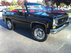 Big-Nasty425 1974 Chevrolet Blazer