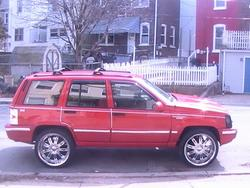 Eagleboyroxs 1994 Jeep Grand Cherokee