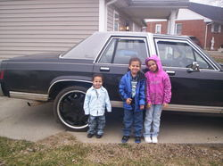 Cloud83s 1986 Ford LTD Crown Victoria