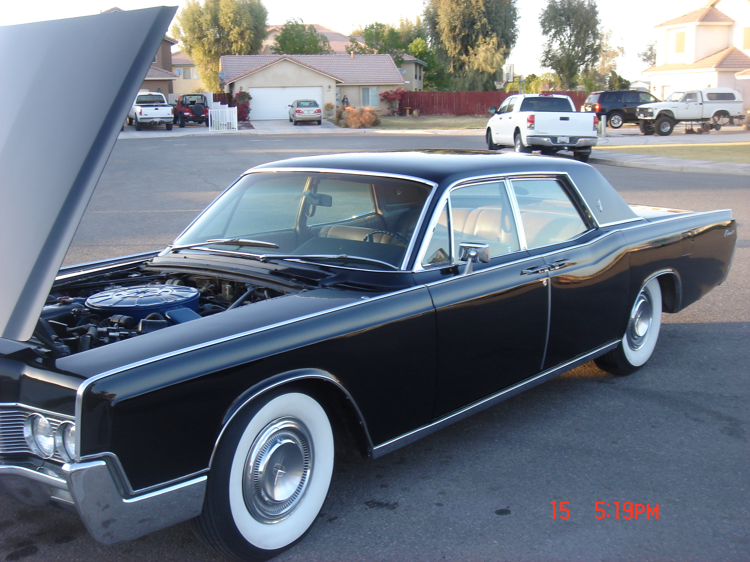 jorge024 1967 Lincoln Continental Specs, Photos, Modification Info