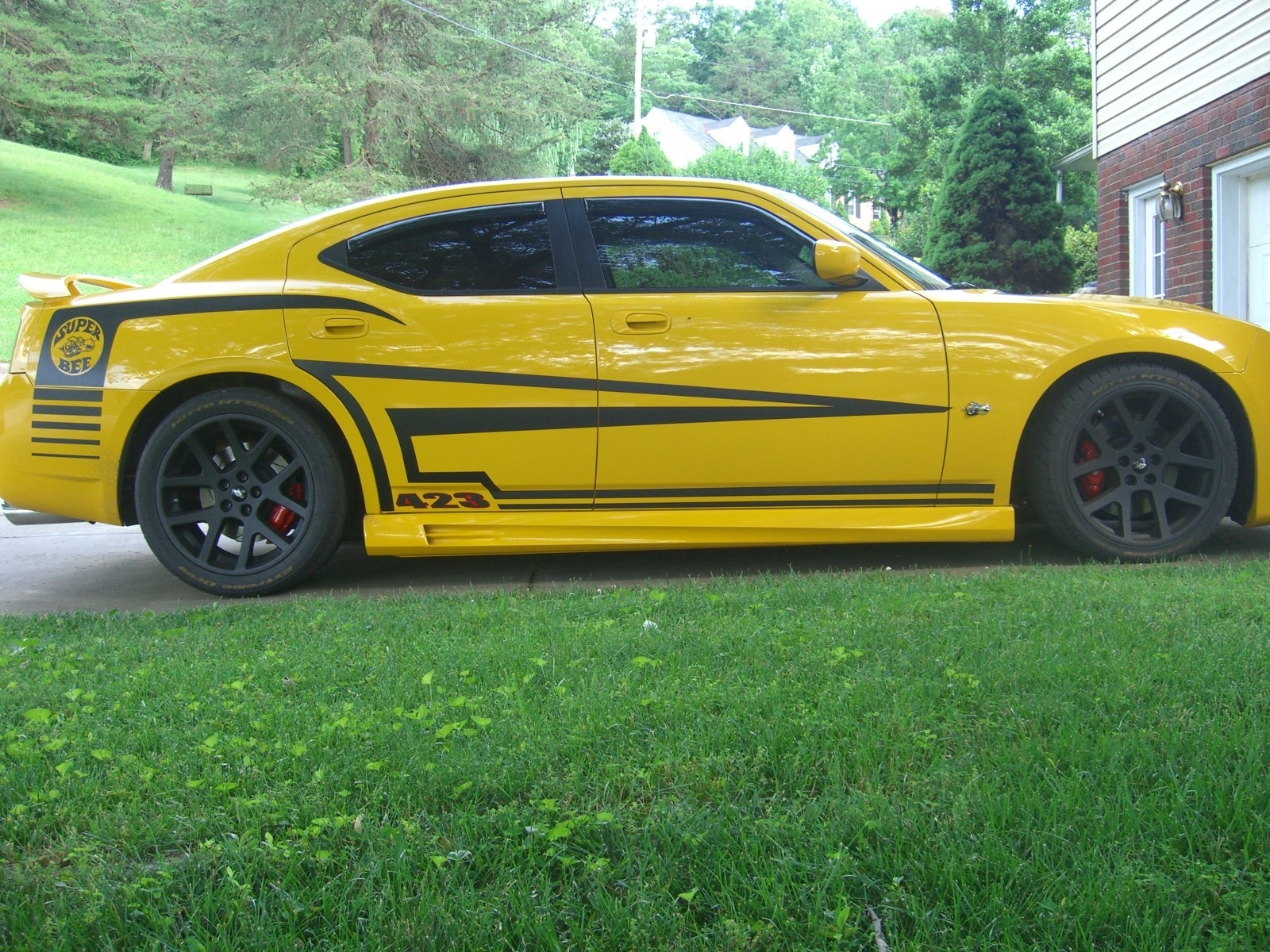 Another BadazBee-423 2007 Dodge Charger post... - 12811641
